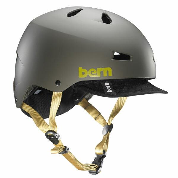 バーン Bern MACON VISOR MT CHARCOAL [メーコン][バイザー][チャコール][サイクリング][ヘルメット][1/22 13:59まで ポイント10倍]