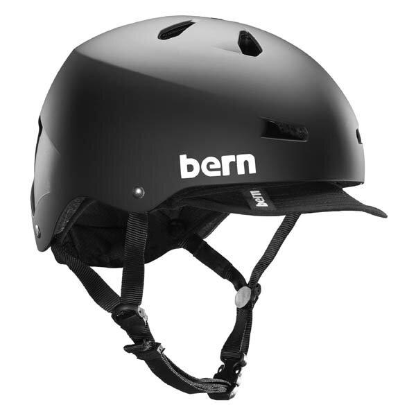 バーン Bern MACON VISOR MT BLK [メーコン][バイザー][ブラック][サイクリング][ヘルメット][1/22 13:59まで ポイント10倍]
