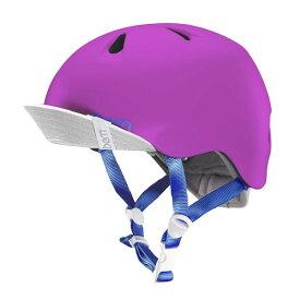 バーン Bern NINA Satin Hot Pink [キッズ][ヘルメット][子供用][ニーナ][自転車][女の子][サテンホットピンク][保育園][幼稚園][6/28 9:59まで ポイント10倍]