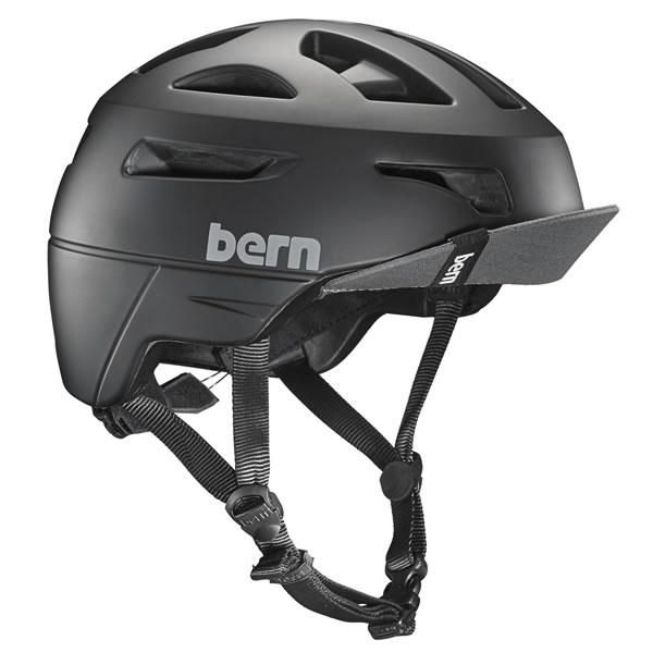 バーン Bern UNION Matte Black [ヘルメット][ユニオン][自転車][バイク][スポーツ][メンズ][2017年モデル][11/27 13:59まで ポイント10倍]
