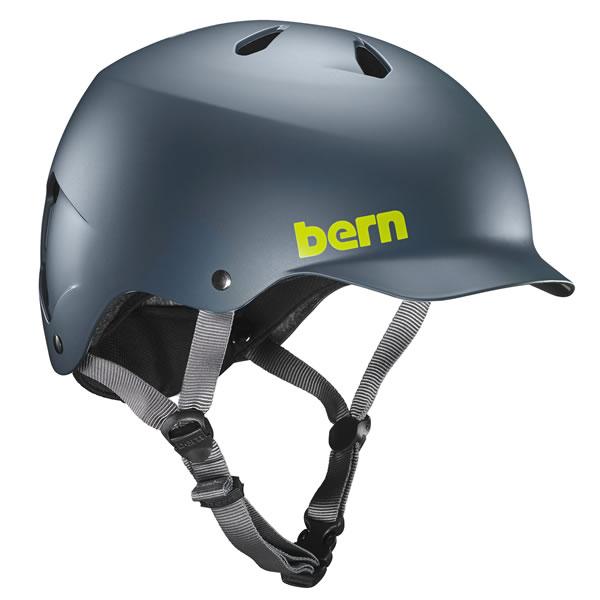 バーン Bern WATTS Matte Muted Teal [ヘルメット][ワッツ][自転車][バイク][スポーツ][メンズ][2017年モデル][1/22 13:59まで ポイント10倍]