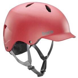 バーン Bern BANDITO Matte Red [ヘルメット][子供用][キッズ][ジュニア][バンディート][自転車][バイク][スポーツ][BE-BB03EMRED-12]
