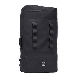 クローム CHROME URBAN EX GAS CAN PACK 22L Black/Black