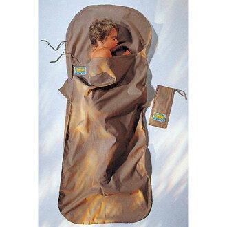 到要點10倍的12/20 11:59 Cocoon繭CK25小孩套子棉布黄褐色[供小孩使用的睡袋床單][供睡袋使用的班車][旅遊商品]