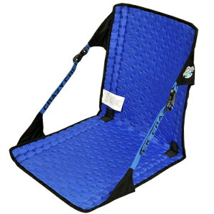クレイジークリーク Crazy Creek HEX 2.0 Original Chair Black/Royal [ヘックス 2.0 オリジナル チェアー][座椅子][フォールディングチェア][超軽量][コンパクト]