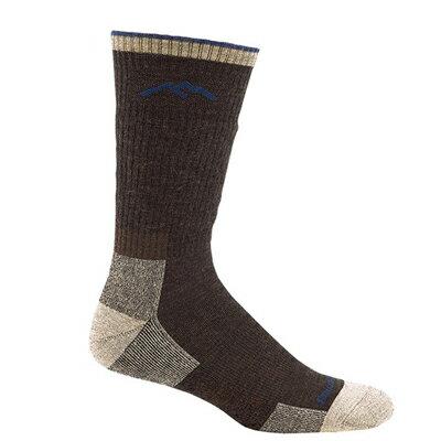 ダーンタフ DARN TOUGH Mens Boot Sock Cushion 1403 Chocolate [ブーツソック クッション][メンズ][ウールソックス][靴下][4/26 9:59まで ポイント5倍]