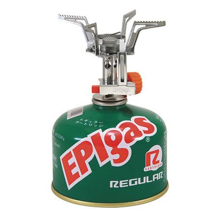EPIガス EPIgas QUOストーブ [ガスストーブ][シングルバーナー][直噴型][2/26 13:59まで ポイント3倍]