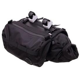 フェアウェザー FAIRWEATHER Handlebar Bag Plus black [ハンドルバーバッグプラス][ブラック][シートバッグ][自転車][サブバック][小物入れ][ツーリング]