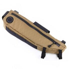 フェアウェザー FAIRWEATHER frame bag x-pac/coyote