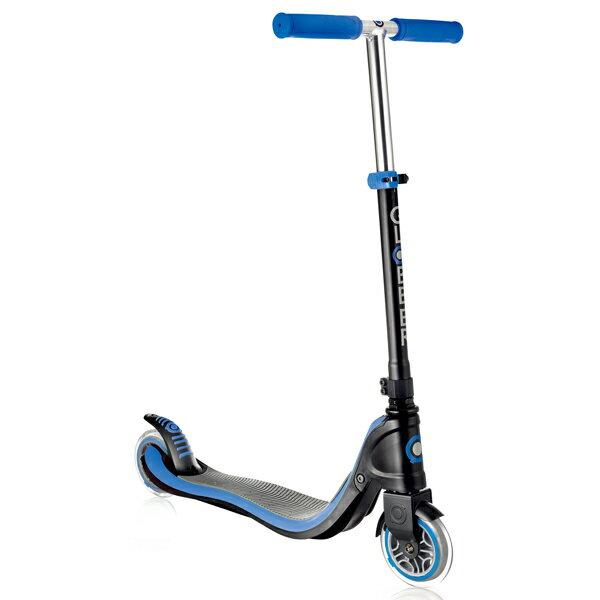 グロッバー GLOBBER フロー 125 ブルー [キックボード][2輪スクーター][子供用][キッズ][6歳〜][FLOW][WLGB470100][10/19 9:59まで ポイント10倍]