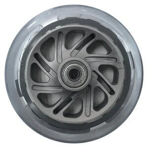 グロッバー GLOBBER 前輪用ライトホイール [交換用タイヤ][ダイナモ発電][電池不要][光る][点灯][子供用][キッズ][WKGB520000]