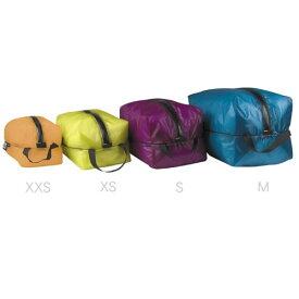 グラナイトギア GRANITE GEAR エアジップサック XSサイズ レモンライム [収納バック][コンパクト収納]