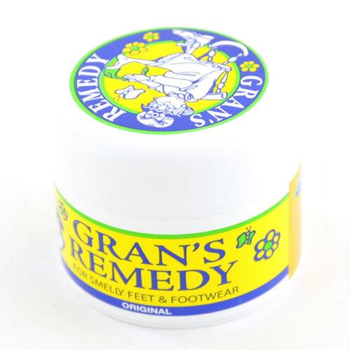 グランズレメディ GRAN'S REMEDY 無香料 50g [消臭剤][抗菌][除菌][パウダー][靴][ブーツ][スニーカー][GRANS REMEDY][7/20 13:59まで ポイント3倍]