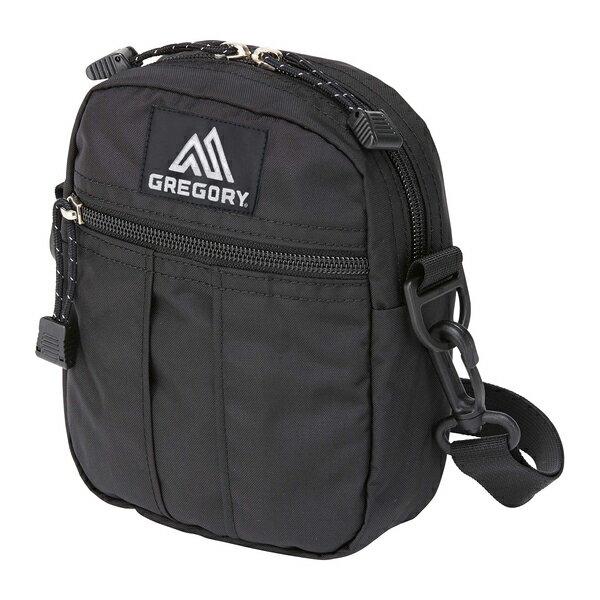 グレゴリー GREGORY Quick Pocket Mサイズ Black [クイックポケット][ショルダーバック][ポーチ][11/20 13:59まで ポイント10倍]