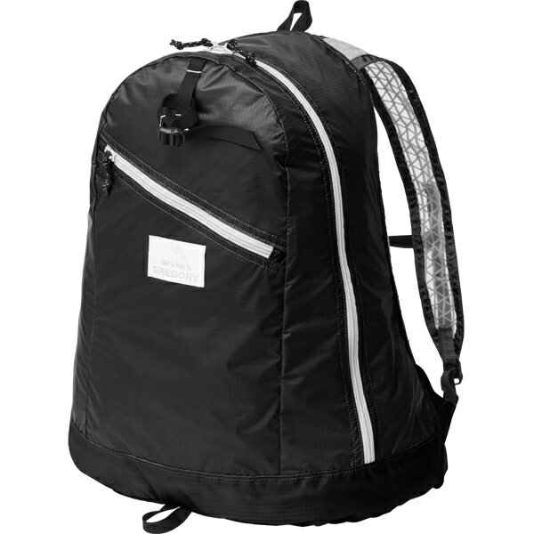 グレゴリー GREGORY Day Pack LT Black [デイパックLT][パッカブル][22.5L][7/23 13:59まで ポイント10倍]