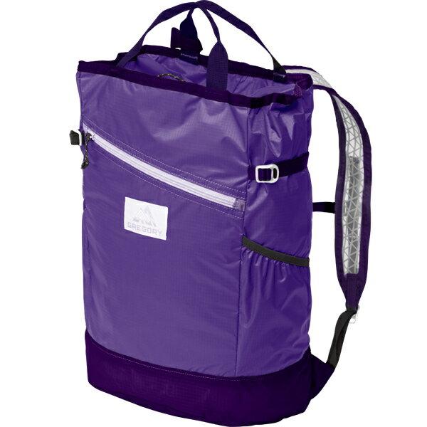 グレゴリー GREGORY Multi Day LT Purple [マルチデイLT][パッカブル][2wayバック][23L][7/23 13:59まで ポイント10倍]