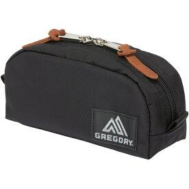 グレゴリー GREGORY Classic Belt Pouch S Black [クラシックベルトポーチ][ミニパック][バックインバッグ][小物ケース][Sサイズ][ブラック][7/26 9:59まで ポイント10倍]