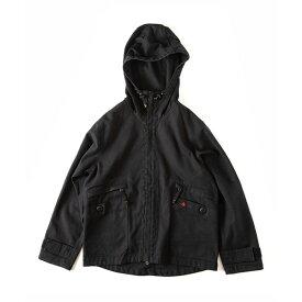 グリップスワニー Grip Swany Fireproof Camp Parka Black [GSJ-51]
