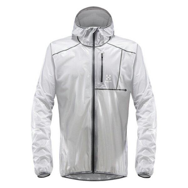 ホグロフス HAGLOFS L.I.M Bield Jacket Men Stone Grey [リムジャケット][メンズ][2018年春夏新作]