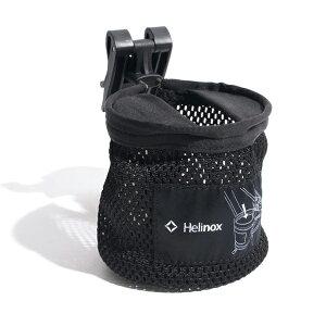 ヘリノックス Helinox カップホルダー BK [チェア][アクセサリー][ボトルホルダー][キャンプ][アウトドア]