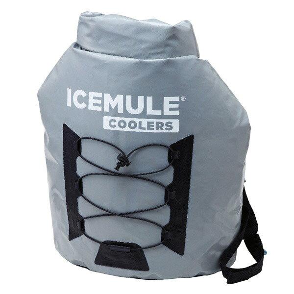アイスミュール ICEMULE プロクーラーL グレー 23L [クーラーバック][アウトドア][ハイキング][保冷][保温][5/24 9:59まで ポイント3倍]