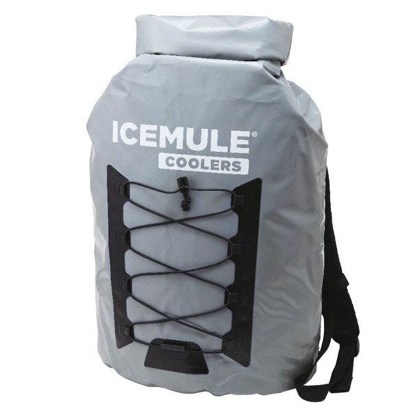 アイスミュール ICEMULE プロクーラーXL グレー 33L [クーラーバック][アウトドア][ハイキング][保冷][保温][5/24 9:59まで ポイント3倍]