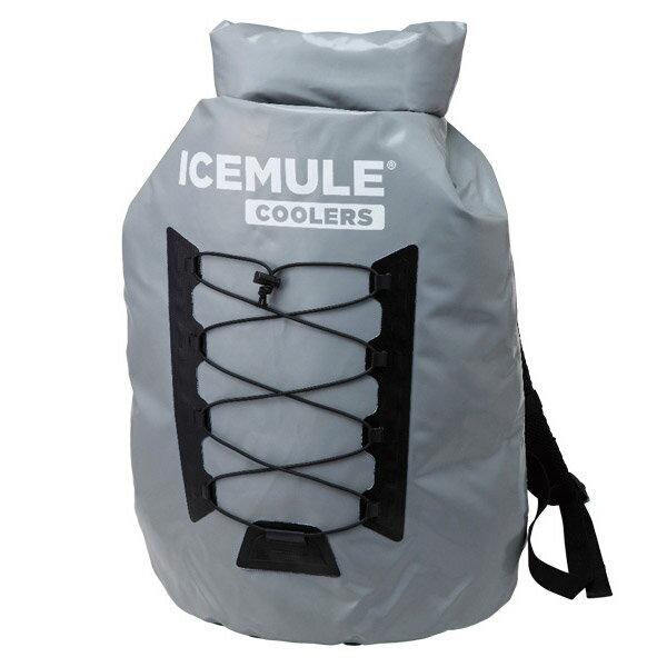 アイスミュール ICEMULE プロクーラーXXL グレー 40L [クーラーバック][アウトドア][ハイキング][保冷][保温][5/24 9:59まで ポイント3倍]