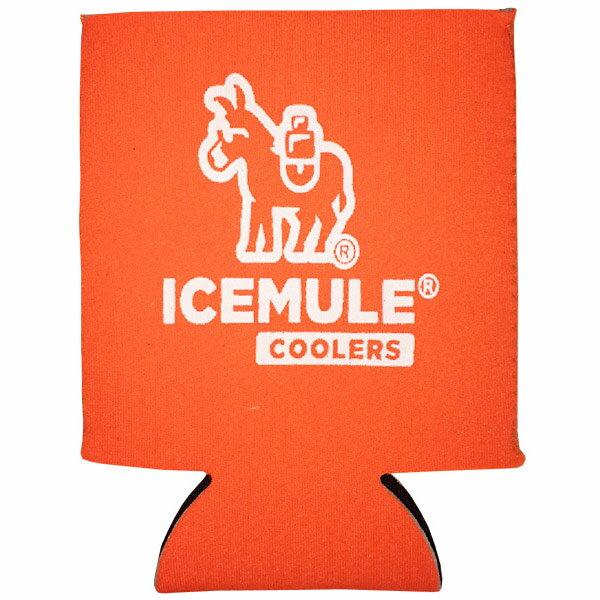 アイスミュール ICEMULE クージー オレンジ [缶][カバー][アウトドア][ハイキング][保冷][5/24 9:59まで ポイント2倍]