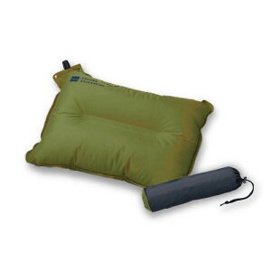 【あす楽対応 平日13:00まで】 イスカ ISUKA ノンスリップ ピロ− オリーブ [Non-Slip Pillow][アウトドア用寝具][まくら][空気枕]