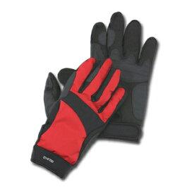 イスカ ISUKA ウェザーテック トレッキンググローブ レッド [WEATHER TEC Trekking Glove][防水手袋][6/28 9:59まで ポイント10倍]