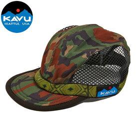 カブー KAVU キャプンソフトビルキャップ [全6色][帽子][キャップ][アメリカ製]