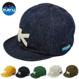 カブー KAVU ベースボールキャップ [キャップ][帽子][全6色][野球]