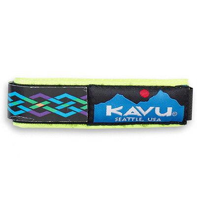 カブー KAVU ウォッチバンド Neon Rope [WatchBand][11863003012003][1/24 9:59まで ポイント2倍]