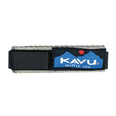 カブー KAVU ウォッチバンドソリッド Silver [WatchBandSolid][11863003126003][1/24 9:59まで ポイント2倍]