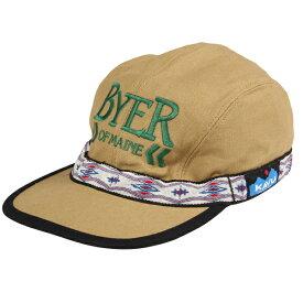 カブー KAVU E.Strap Cap BYER [ブランド創立25周年記念モデル][A&F取扱いブランドロゴ刺繍][アニバーサリーモデル]