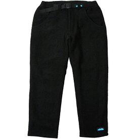 カブー KAVU Ballard Pant (Wool) Black [ウールバラードパンツ][ブラック][裏起毛フリース]