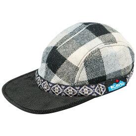 【vic2セール】 カブー KAVU 2Tone Strap Cap Black [ツートンストラップキャップ]