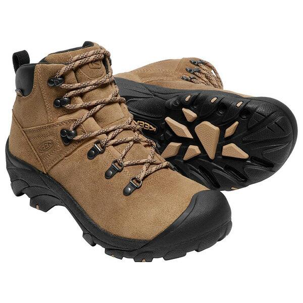 キーン KEEN Mens Pyrenees Latte [ピレニーズ][トレッキングシューズ][登山靴][メンズ][ハイキングシューズ][2017年秋冬モデル][1/19 13:59まで ポイント10倍]