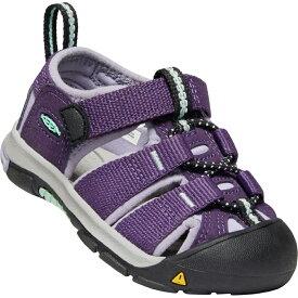 キーン KEEN Tots Newport H2 Purple Pennant/Lavender Gray [1022544][2020年春夏新作]