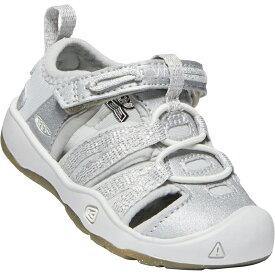 キーン KEEN Tots Moxie Sandal Silver [1018367][2020年春夏新作]