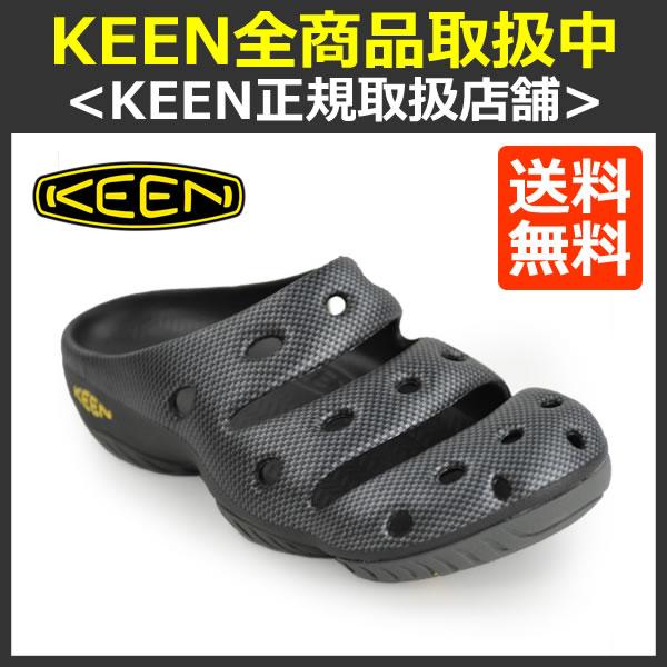 キーン KEEN Mens Yogui Arts Graphite [ヨギ][サンダル][メンズ][1/22 13:59まで ポイント11倍]