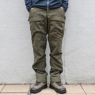 KLATTERMUSEN kurettarumusen Gere 2.0 Pants Dark Green[gerepantsu][绿色][长裤子][户外裤子][伸展裤子]