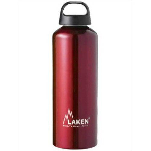 ラーケン LAKEN CLASSIC 1.0リットル レッド [クラシック][水筒][ボトル][アウトドア][12/18 13:59まで ポイント10倍]