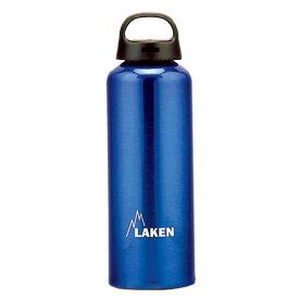 ラーケン LAKEN クラシック 0.75リットル ブルー [水筒][アルミボトル]