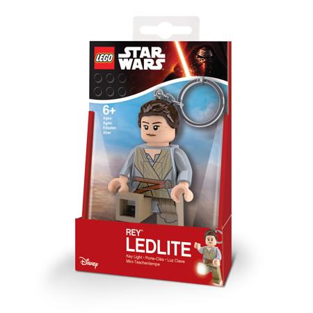 レゴ LEGO レイキーライト [ライト][小型][キーホルダー][スターウォーズ][STAR WARS][3/29 9:59まで ポイント2倍]