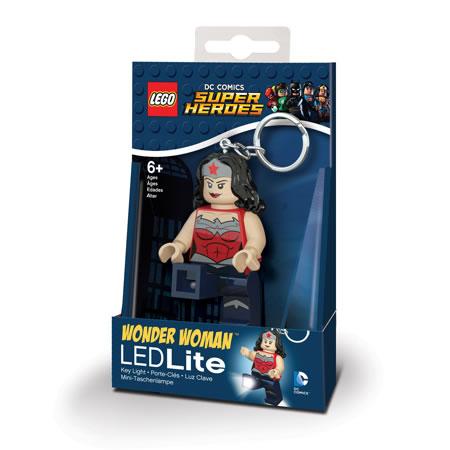 レゴ LEGO ワンダーウーマンキーライトII [ライト][小型][キーホルダー][DCコミックス][11/23 9:59まで ポイント2倍]