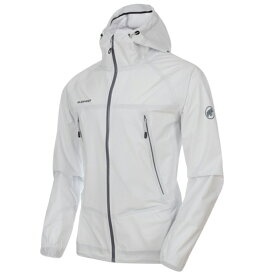 マムート MAMMUT Masao Light HS Hooded Jacket AF Men White (0243) [1010-27100][2019年新作][6/21 9:59まで ポイント10倍]