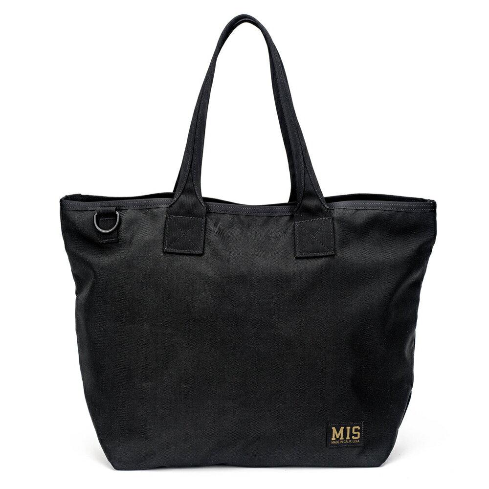 エムアイエス MIS Tote Bag Black [ブラック]