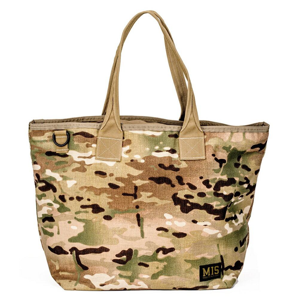 エムアイエス MIS Tote Bag Multi-Cam [マルチカム]