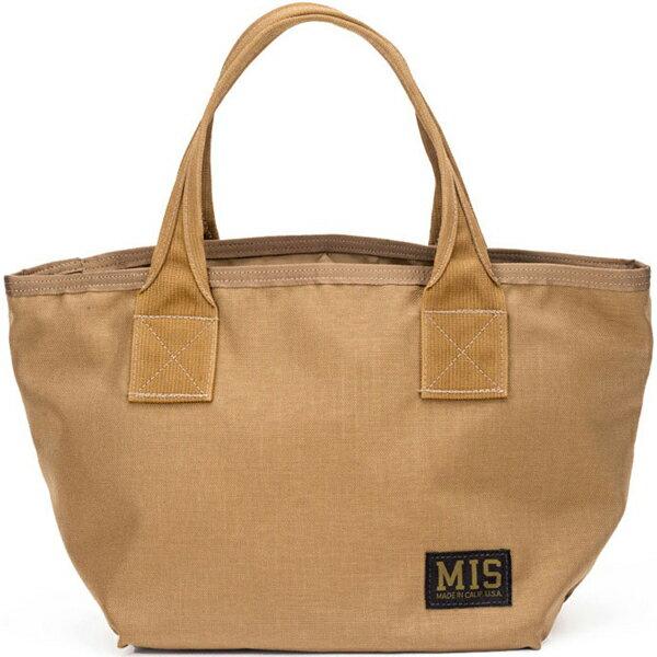 エムアイエス MIS Mini Tote Bag Coyote Brown [コヨーテブラウン]